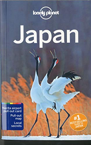 Lonely Planet Japan (Lonely Planet Travel Guide)