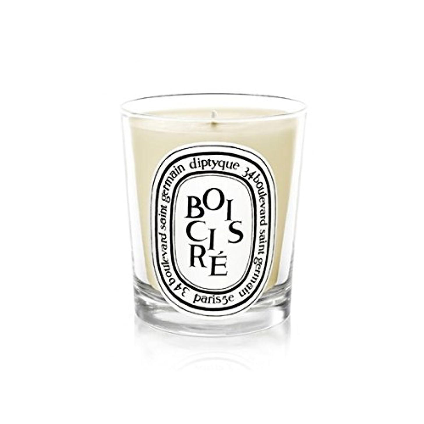 追い付く文明寄り添うDiptyque Candle Bois Cir? / Polished Wood 190g (Pack of 2) - DiptyqueキャンドルBoisのCire /磨かれた木の190グラム (x2) [並行輸入品]
