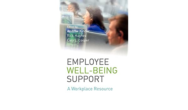 amazon employee well being support a workplace resource andrew