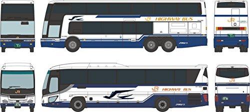 ザ バスコレクション バスコレ ジェイアール東海バス発足 30周年記念 2台 ジオラマ用品