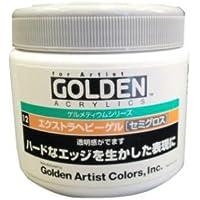 ターナー色彩  ゴールデンアクリリックス メディウム 12 エクストラヘビーゲルセミグロス 350ml