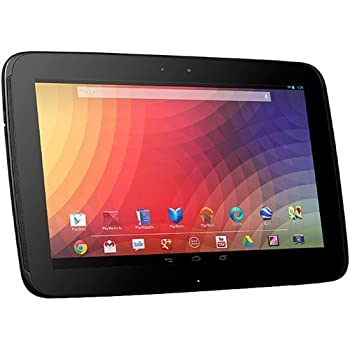 Google Nexus 10 Wi-Fi Tablet 16GB (Android 4.2 Jelly Bean) by Samsung - 米国保証 - 並行輸入品