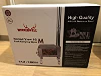winnerwell nomadview M size ノマドビュー ウィナーウェル ウィンナーウェル 薪ストーブ キャンプ サイドガラス付き