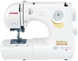 JANOME 2ウェイコンパクト電子ミシン 【Nuikiru】 N-778