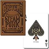 【エリートマジック集団『theory11』デザインのバイスクル!】バイスクル スチームパンク ポーカー