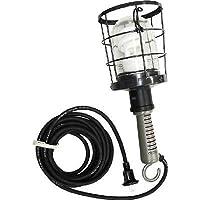 GW99116 防雨型蛍光灯ハンドランプ 単相100V 10W 電線10m付