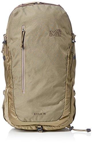 2add4640591b [ミレー] バックパック クーラ 40(KULA 40) SOLID GREY シンプルなデザインながらしっかり荷物を収納でき、ハイキングから小旅行 までと多用途に使えるバックパック。