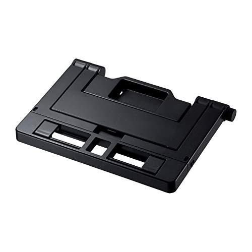 サンワサプライ ノートパソコンホルダー(三脚取り付け) PDA-STN26