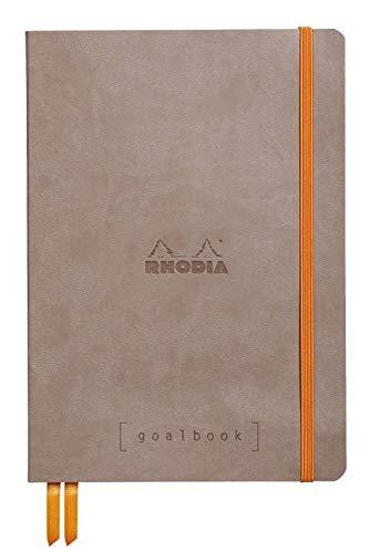 ロディア Rhodiarama ゴールブック A5 ドット トープ cf117744