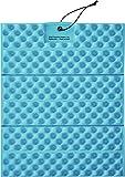 THERMAREST(サーマレスト) アウトドア キャンプ シート Z シートソル シルバー/ブルー 【日本正規品】 30036
