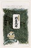 北前船のカワモト 納豆昆布90g×3袋