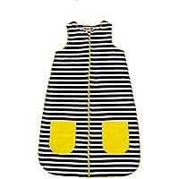 Hej Kid's Sleep Sack, Stripes, 3-12 Months by HEJ