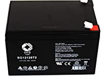 交換バッテリーAPC Smart - UPS 1000(UPS su1000net) 12V 12AhバッテリーSPS(ブランド)