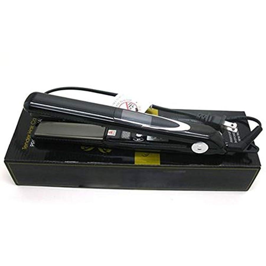 海外で助手甘美なKUVV急速加熱 振動ストレートヘアアイロン電気スプリントセラミックストレートヘアスプリントファッションストレートストレートパワースプリント