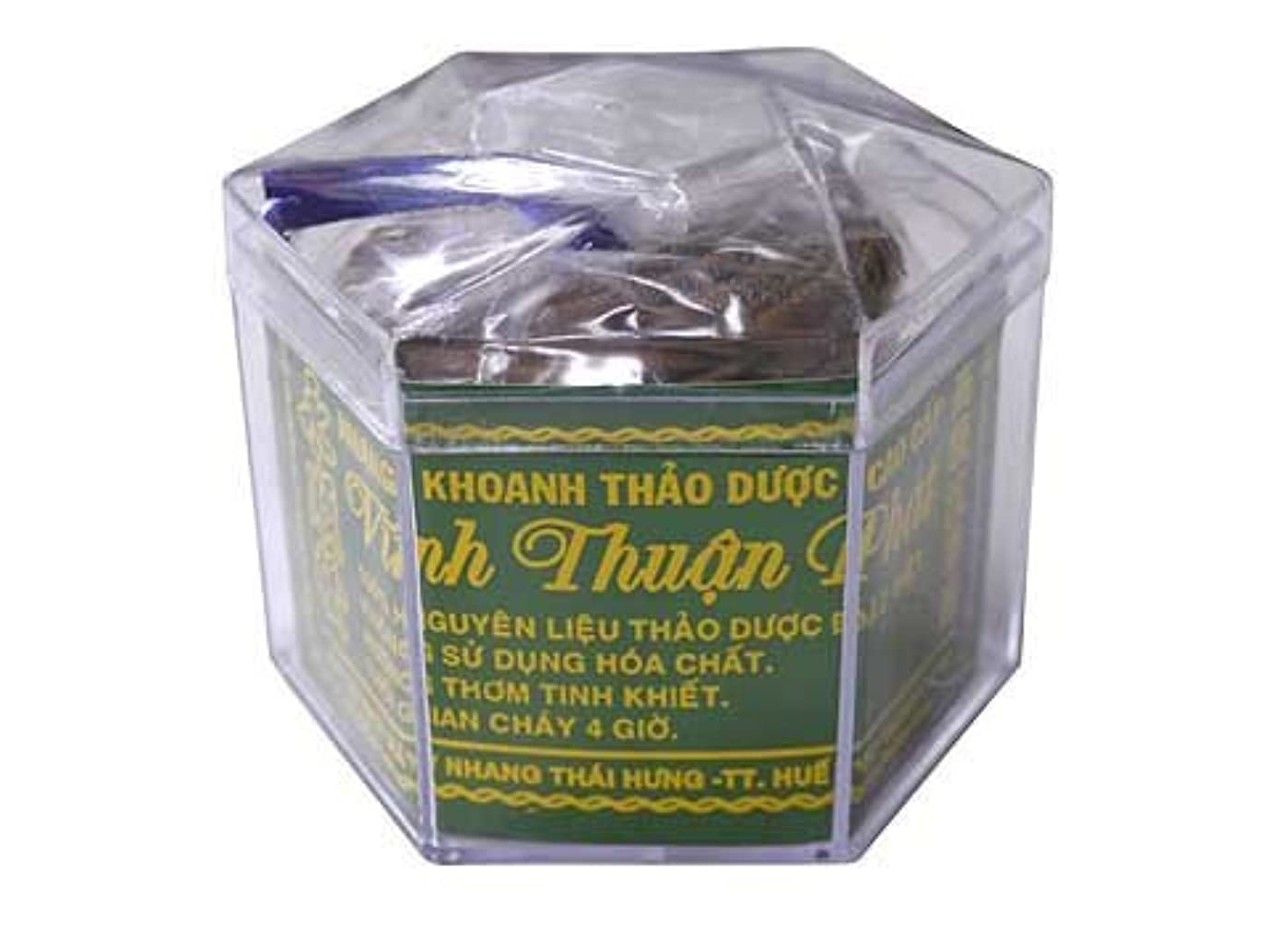 排泄する祝う維持Vietnam Incense ベトナムのお香【高級沈香圓 渦巻き香】永順発
