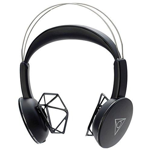 VIE SHAIR - Black : ヴィー・シェア(ブラック)/ 耳が痛くならないワイヤレスエアーヘッドホン