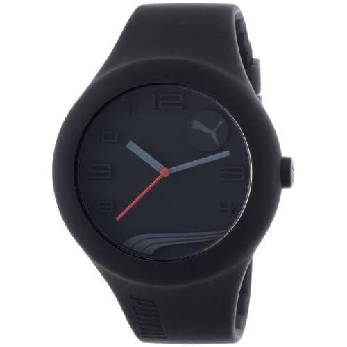 [プーマタイム] PUMA時計 PUMA Time 腕時計 フォーム XL ブラック PU103211007 【正規輸入品】