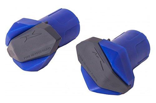 Puig(プーチ) クラッシュパッド R-TYPE ブルー DUCATI MONSTER1100/S 09-13 4705A 4705A