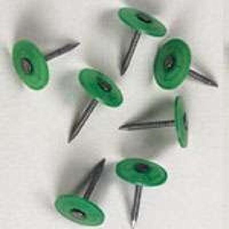 粘性の送る大腿ネイルキャップPLSTC RS 2 – 1 / 2 in 2 M