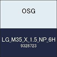OSG ゲージ LG_M35_X_1.5_NP_6H 商品番号 9328723