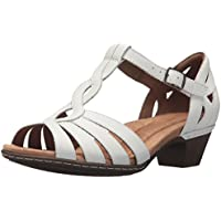 ROCKPORT Cobb Hill Women's Abbott Curvy T Sandal