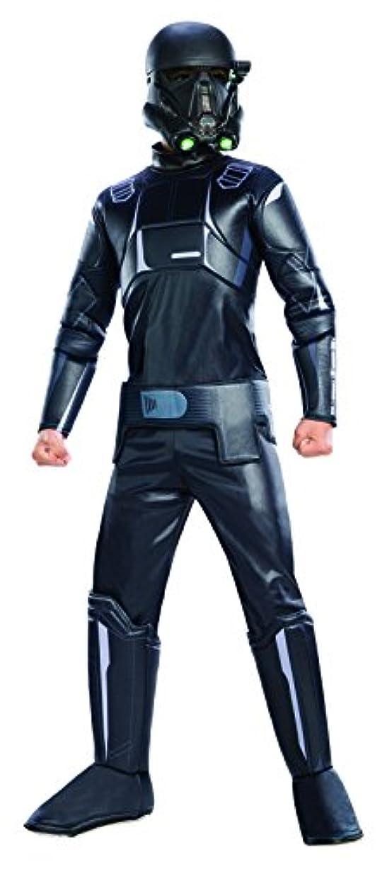スラッシュ数学割れ目デストルーパー 衣装、コスチューム 子供男性用 ローグワン スターウォーズ Death Trooper
