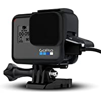 【Taisioner】GoPro HERO5/6用 保護フレーム+シリコンレンズカバー 第二世代 スポーツカメラアクセサリー ブラック (黒)