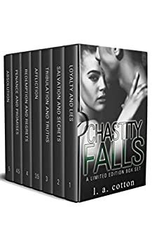 Chastity Falls: Limited Edition Box Set by [Cotton, L A]