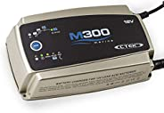 CTEK M300 Smart Marine Battery Charger for Boats 12V 25Amp with Accessories (40-064)