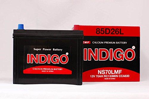 INDIGOバッテリー デュトロ【型式PB-XZU301E 2004年5月~ N05D-Dエンジン 木製高広幅広 寒冷地車】 INDIGO(インディゴ)