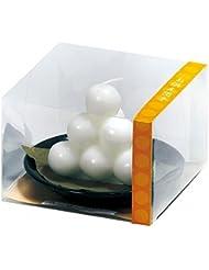 kameyama candle(カメヤマキャンドル) お供え団子キャンドル(86600010)