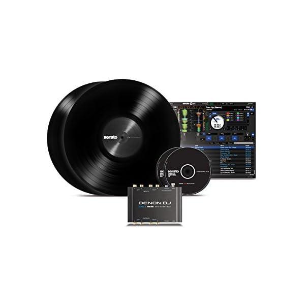 Denon DJ Serato DJ専用デジタル...の商品画像