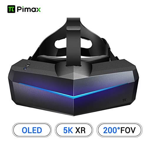 PIMAX 5K XR OLED VR ヘッドマウントディスプレイ B07R8VMF3N 1枚目
