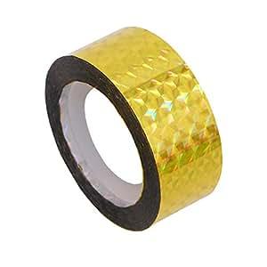 エヒメ紙工 ホログラムテープ HOT-G 金 3巻組