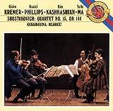 ショスタコーヴィチ:弦楽四重奏