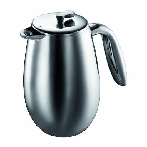 【正規品】 BODUM ボダム BODUM COLUMBIA フレンチプレスコーヒーメーカー ダブルウォール 0.35L 1303-16