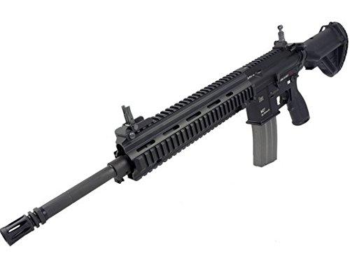 VFC Umarex HK416 M27 IAR 電動ガン(ガンケース付) BK