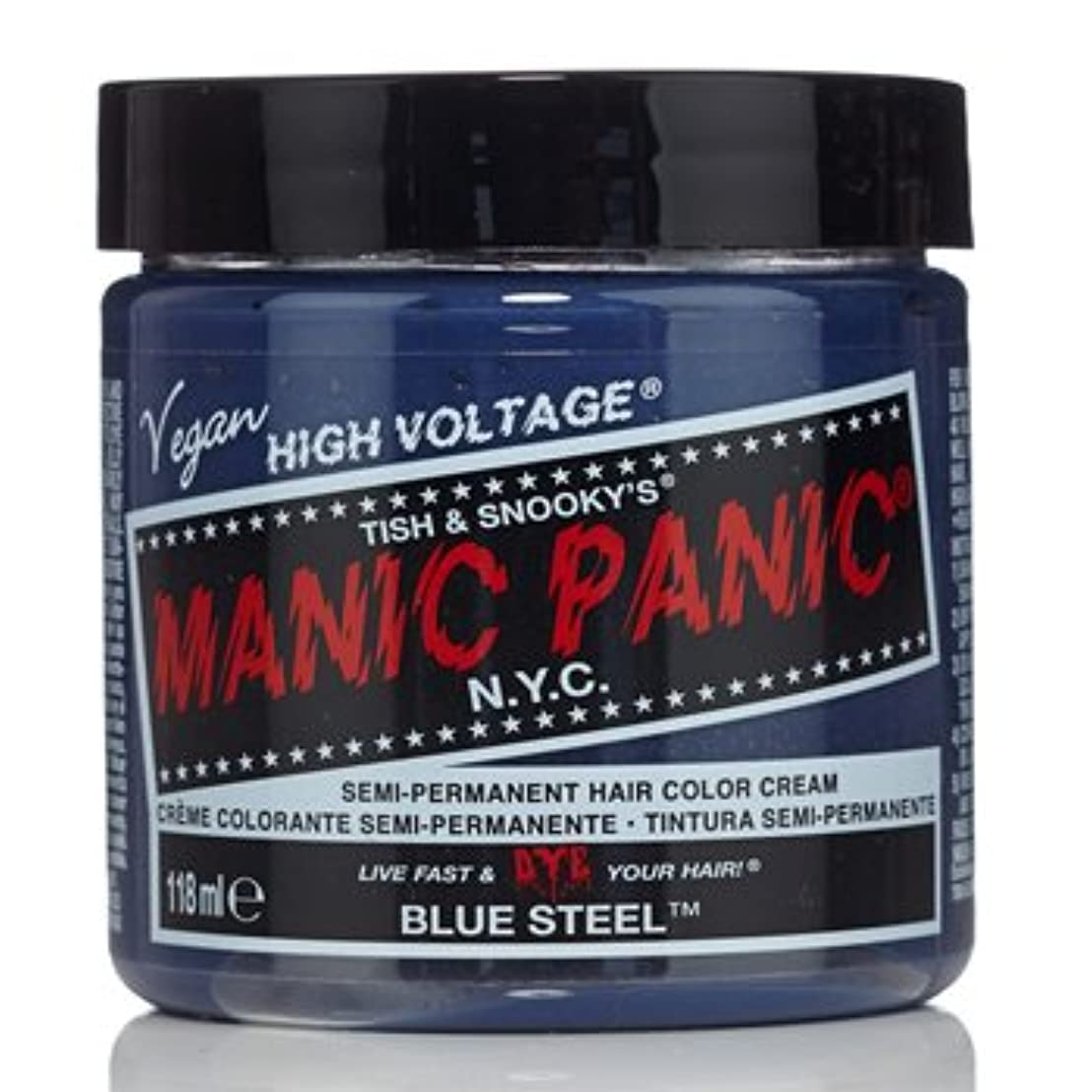 【3個セット】MANIC PANIC マニックパニック ブルースティール MC11052 118ml