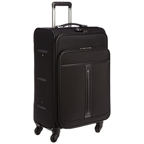 [ビバーシェ] Vivache スーツケース WB-U Mブラック 62L 4.9kg ビジネスキャリー WB-U M ブラック (ブラック)