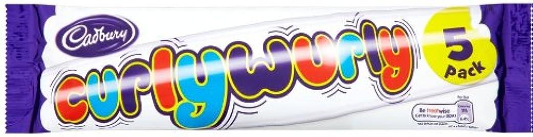 沼地地質学方言Cadbury Curly Wurly (キャドバリー カーリィー ウーリィー) 26g x 10pk 【並行輸入品】【海外直送品】