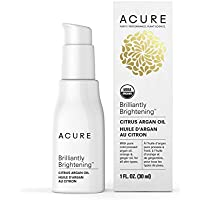 Acureアクア Brilliantly BrighteningCitrus Argan Oil アルガンオイル シトラス 1 fl oz (30 ml)