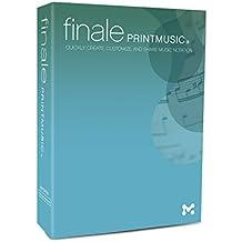 Finale PrintMusic 2014[並行輸入品]