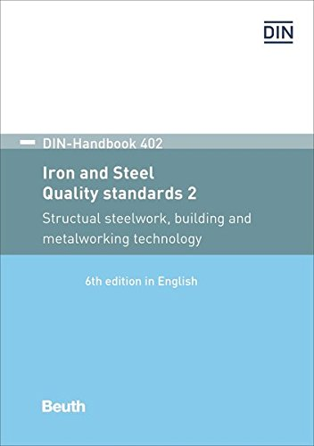 Iron and steel: Quality standa...