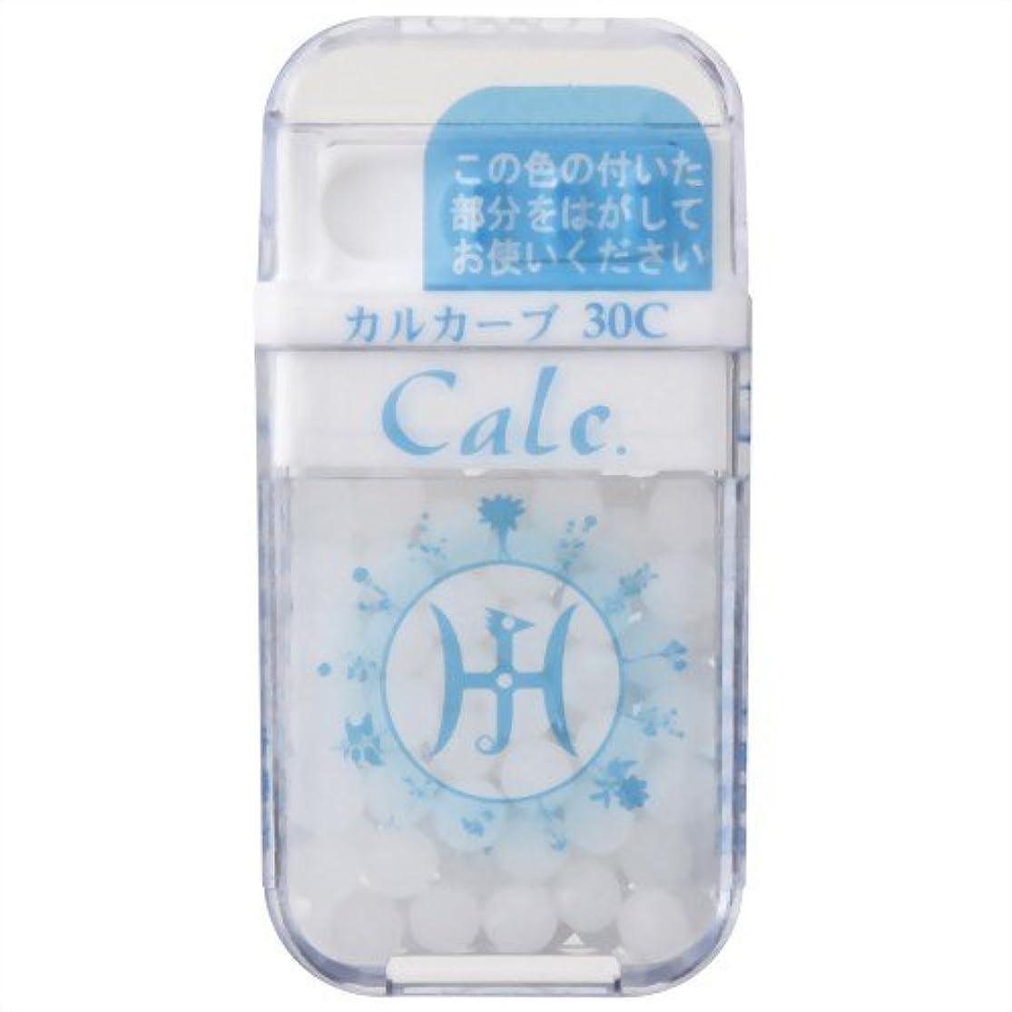 娯楽シングル柔らかさホメオパシージャパンレメディー Calc.  カルカーブ 30C (大ビン)