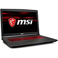 【Amazon.co.jp限定】PUBG日本代表推奨モデル MSIゲーミングノートPC GV72 8RE-033JP /Core i7/GTX 1060 /17.3/16GB/256GB+1TB