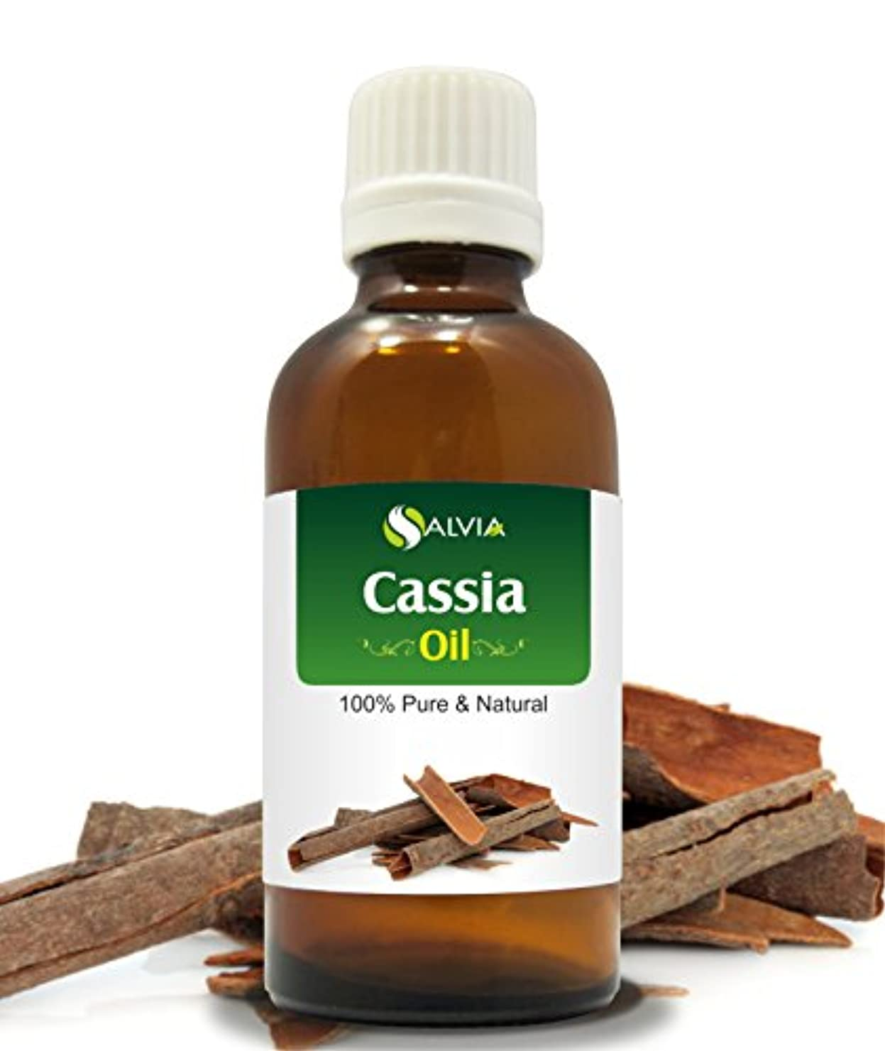 公式スキニー格差CASSIA OIL 100% NATURAL PURE UNDILUTED UNCUT ESSENTIAL OIL 100ML