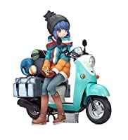 ゆるキャン△ 志摩リン with スクーター 1/10 完成品フィギュア