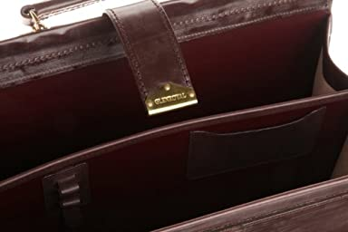 02-3570 Slim Top Frame Case: Cigar