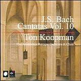 Bach: Complete Cantatas, Vol. 10 (2006-04-11)