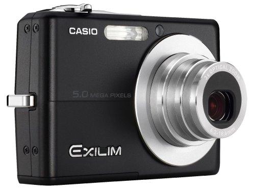 CASIO EX-Z500BK デジタルカメラEXILIM ZOOM